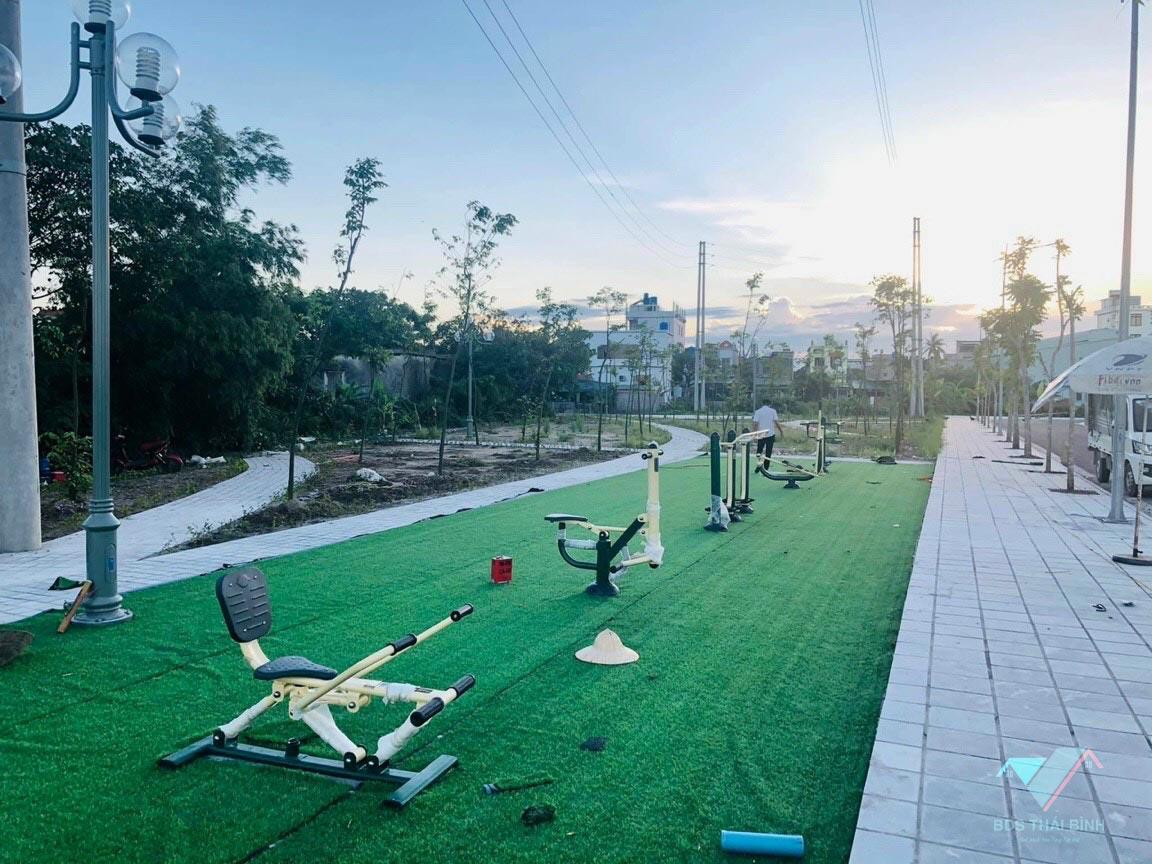 Công viên vui chơi giải trí Tiền Hải Center City - Trái Diêm 3