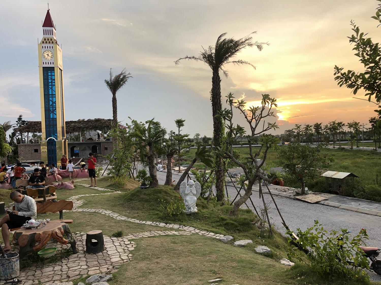 Cư dân tại Green Park Hưng Hà - Thái Bình
