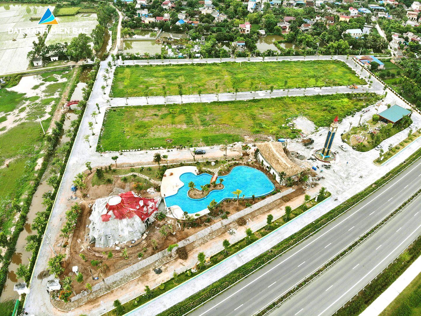 Dự án Đất Nền Green Park Hưng Hà