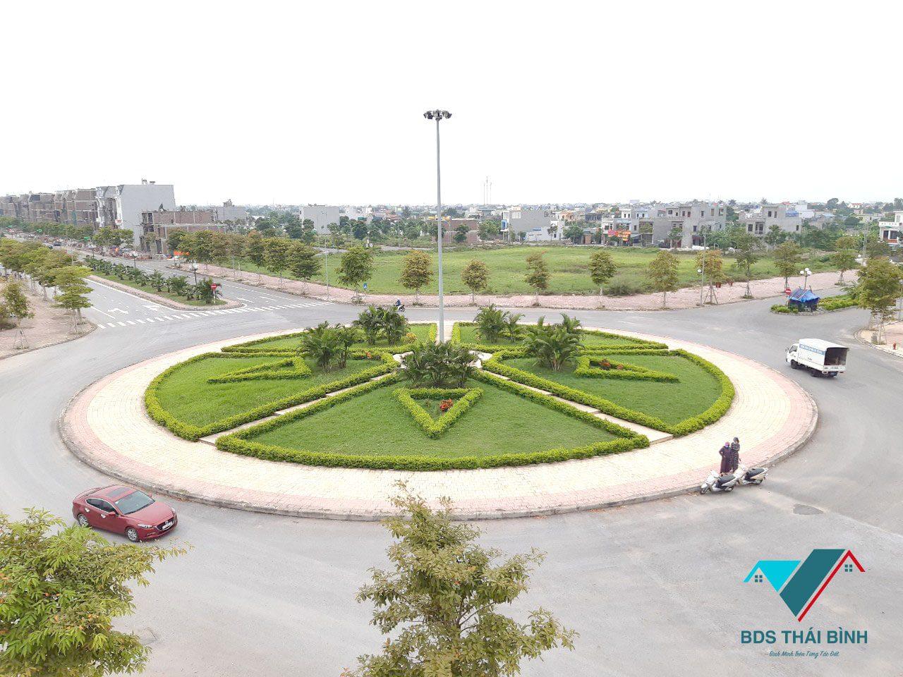 Dự án Đất Nền Dragon City Kỳ Đồng - TP Thái Bình