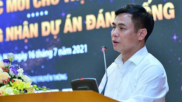 Ông Nguyễn Mạnh khởi, Phó cục trưởng Cục quản lý nhà và thị trường bất động sản
