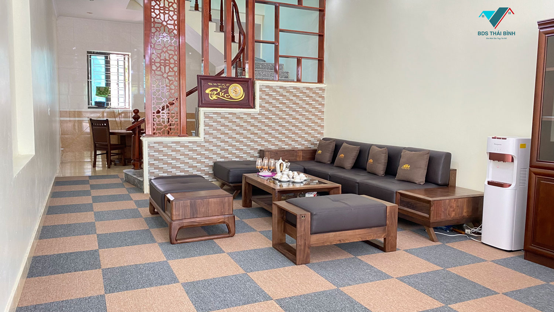 Thực tế nội thất nhà ở Y tế Tân Long Thái Bình