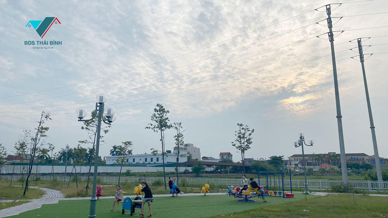 Công viên vui chơi trẻ em Dự án Trái Diêm 3